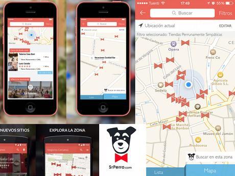 Sr Perro app - App de interés para controlar a tu mascota - Perropositivo.com