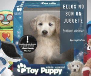 Ellos no son un juguete